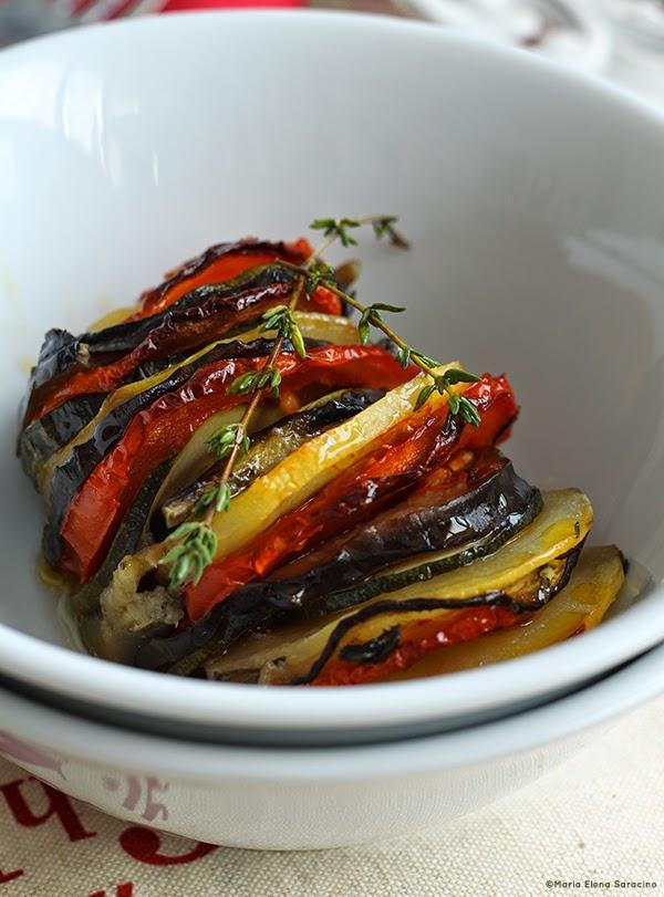 Se questo è un uovo - Tian di verdure