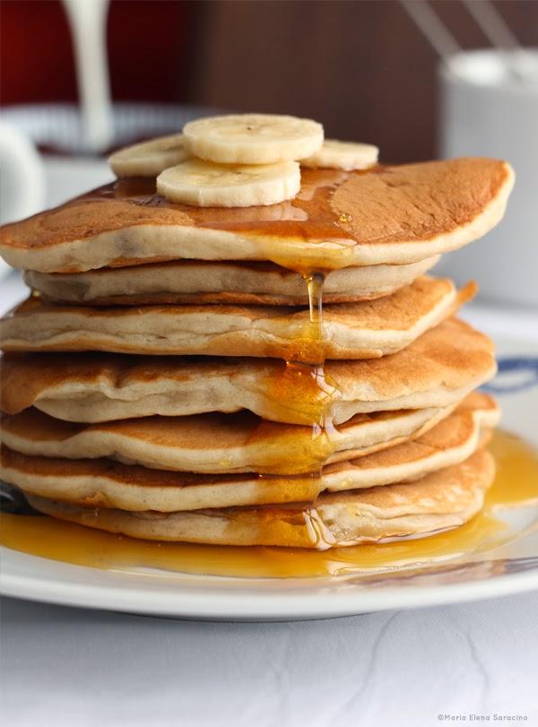 Se questo è un uovo - Banana Pancakes (senza uova)