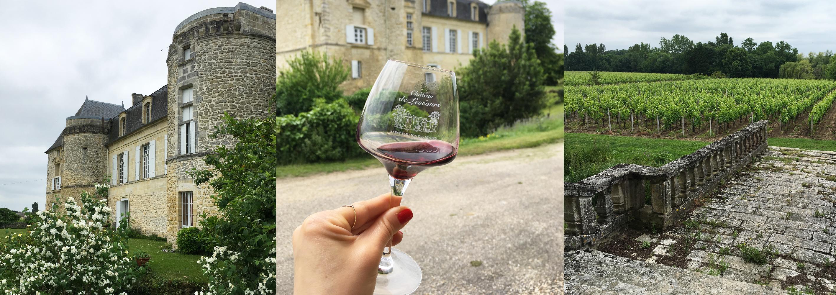 Vini e Castelli di Bordeaux