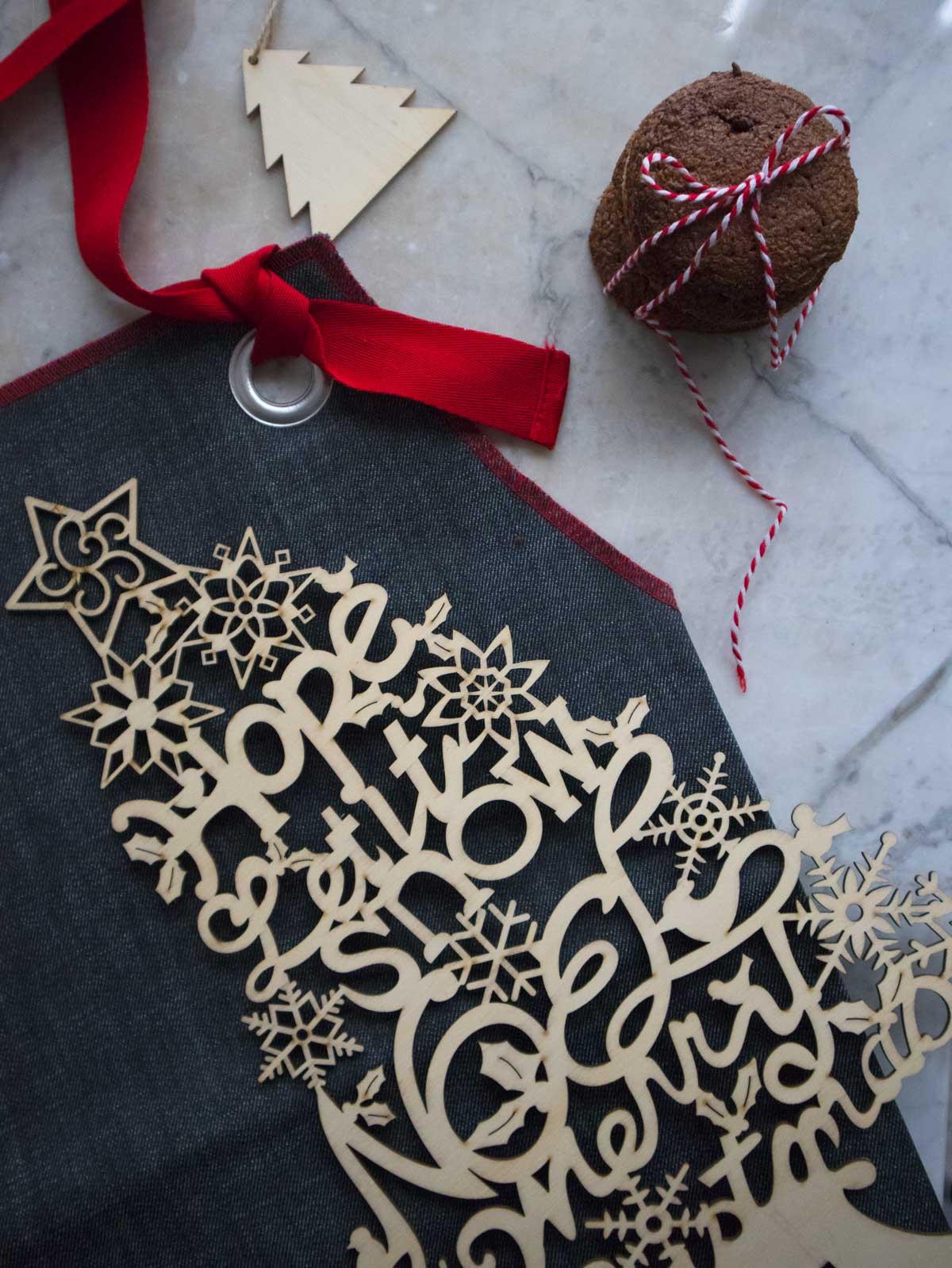Biscotti di Natale - Biscotti al cioccolato