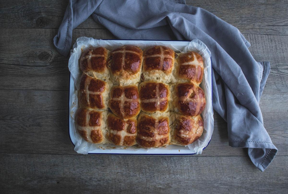 Hot Cross Buns - Se questo è un uovo