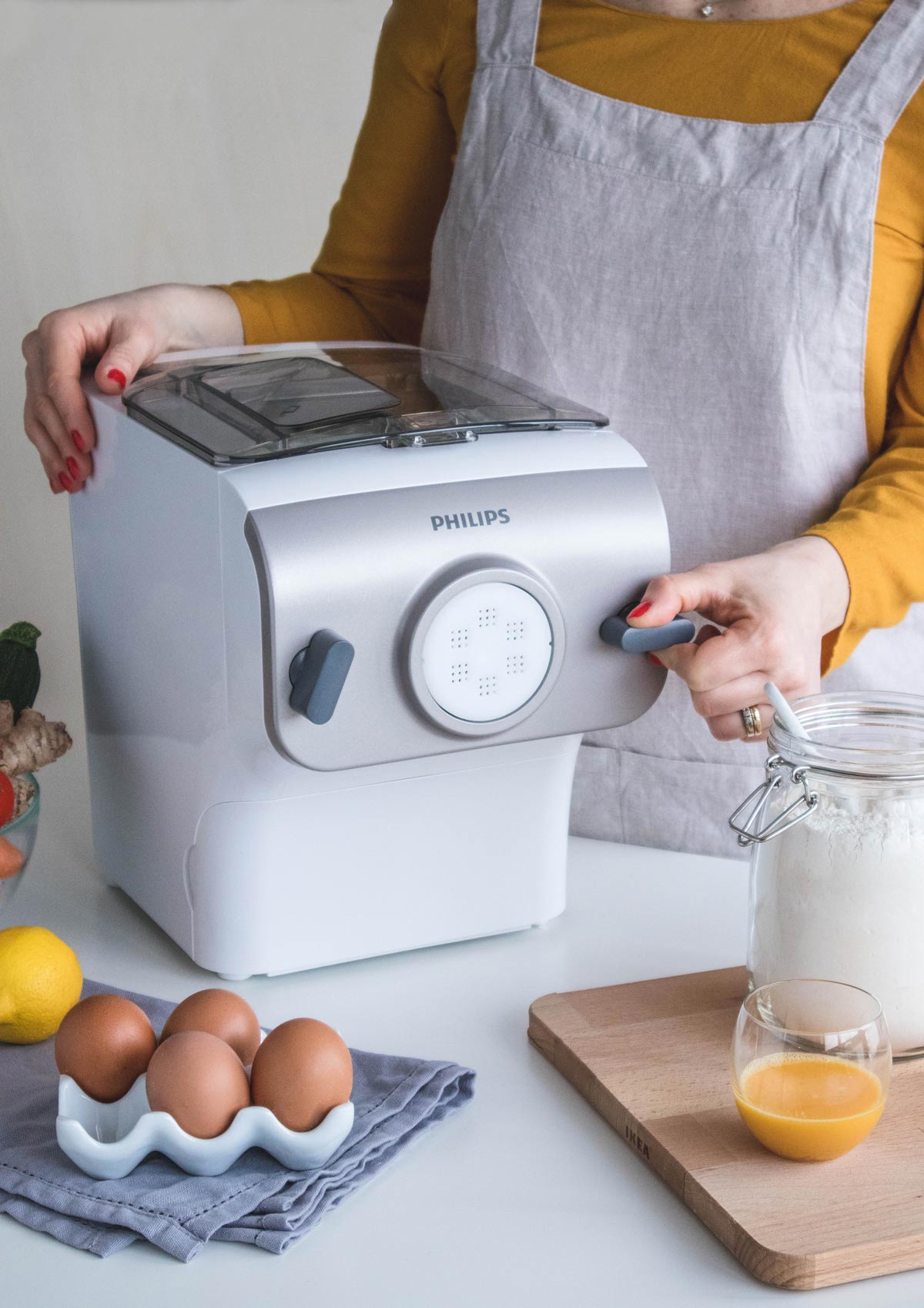 Pasta Maker- la macchina per la pasta