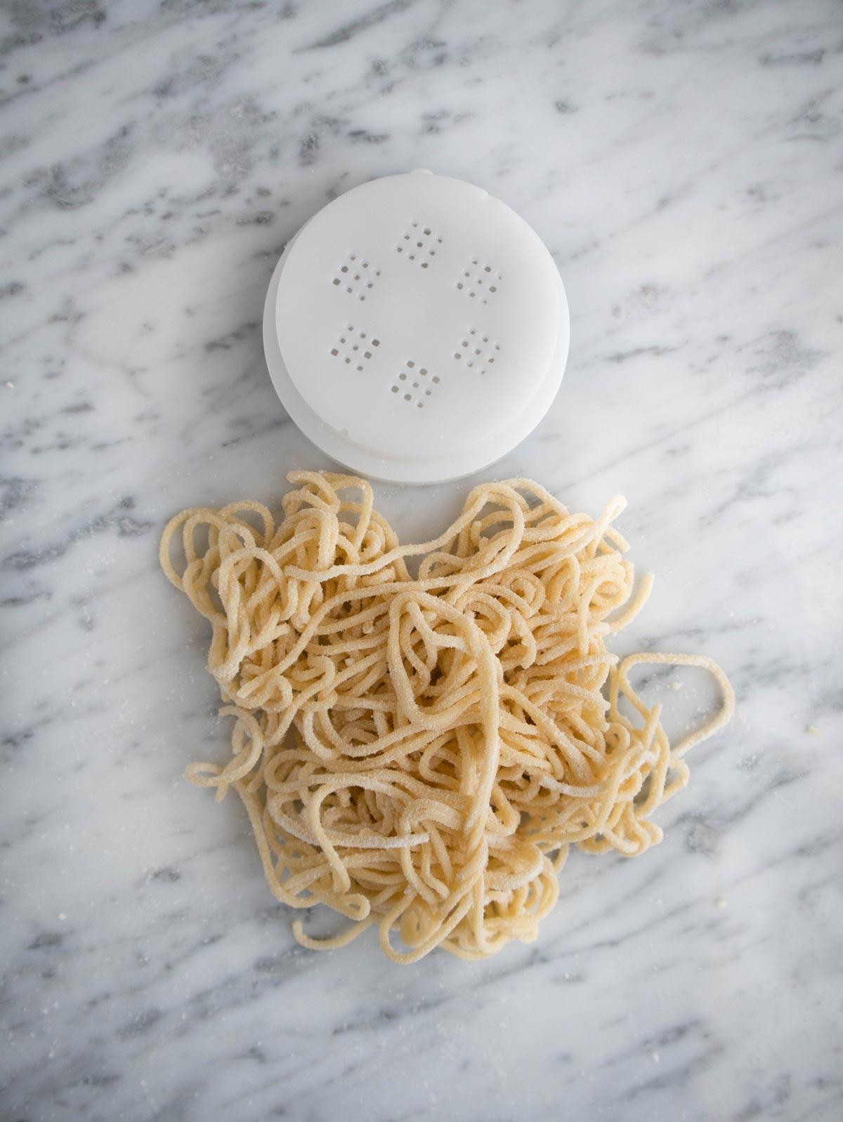 Disco per spaghetti Pasta Maker