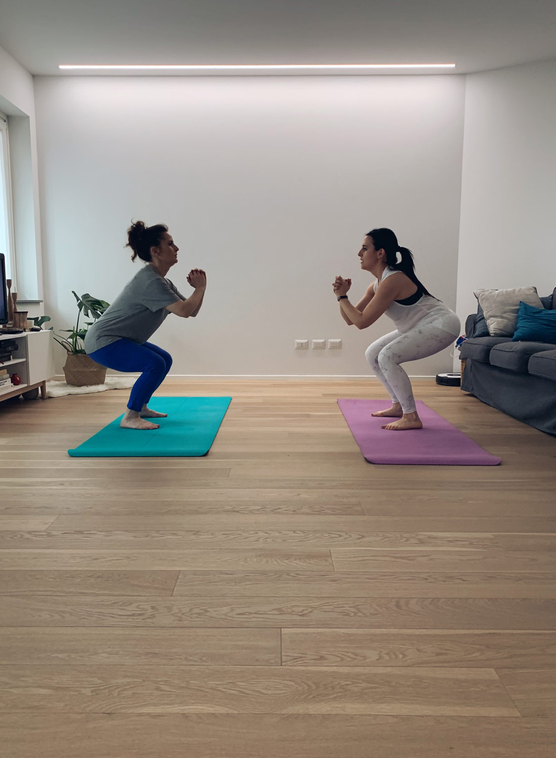 Health coaching - Se questo è un uovo - Il pop pilates