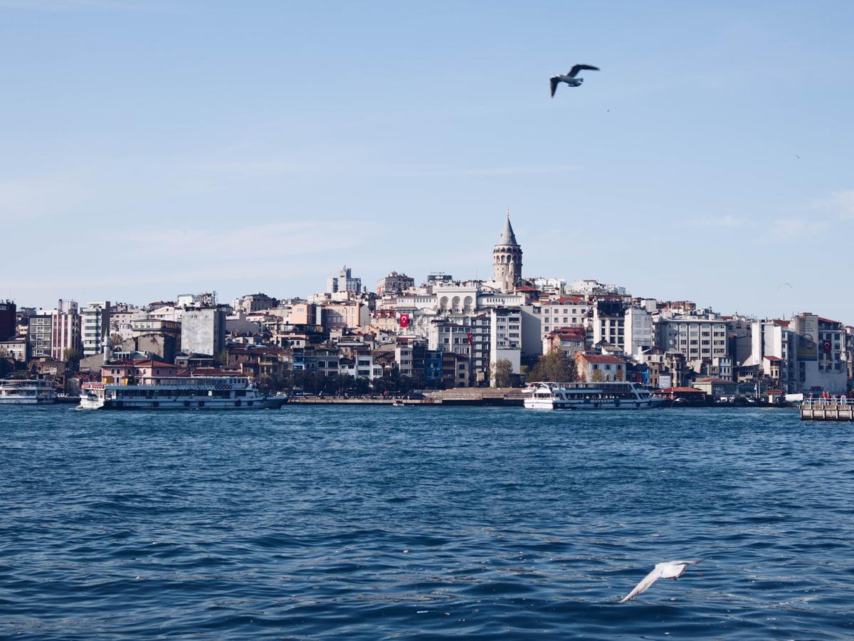 Se questo è un uovo - Viaggio in Turchia