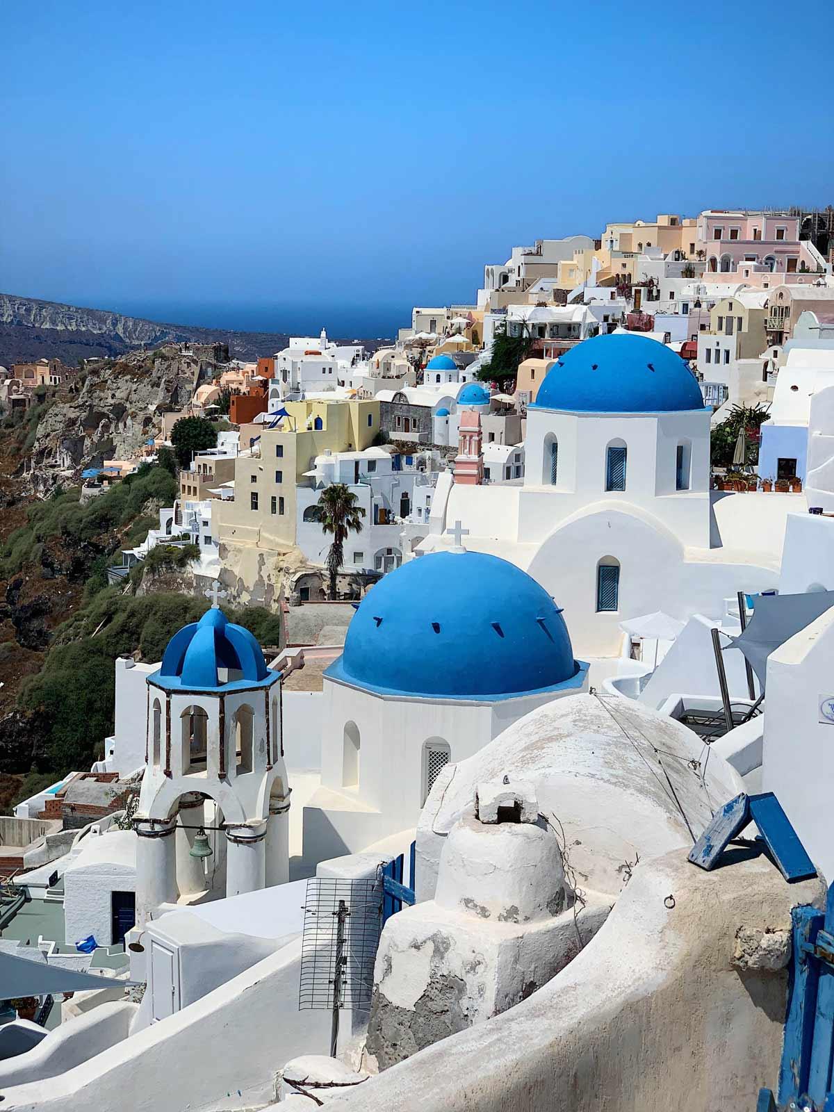 Santorini: un\'isola tutta da scoprire - Se questo è un uovo